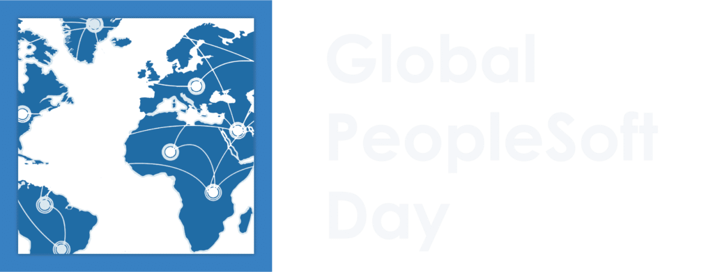 Global PeopleSoft Day