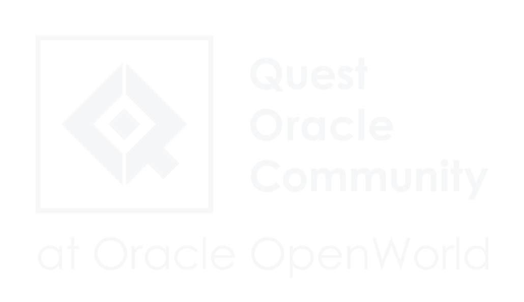 Quest at Oracle OpenWorld