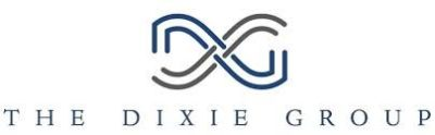 The Dixie Group upgrades to 9.2 in 3 ½ months!