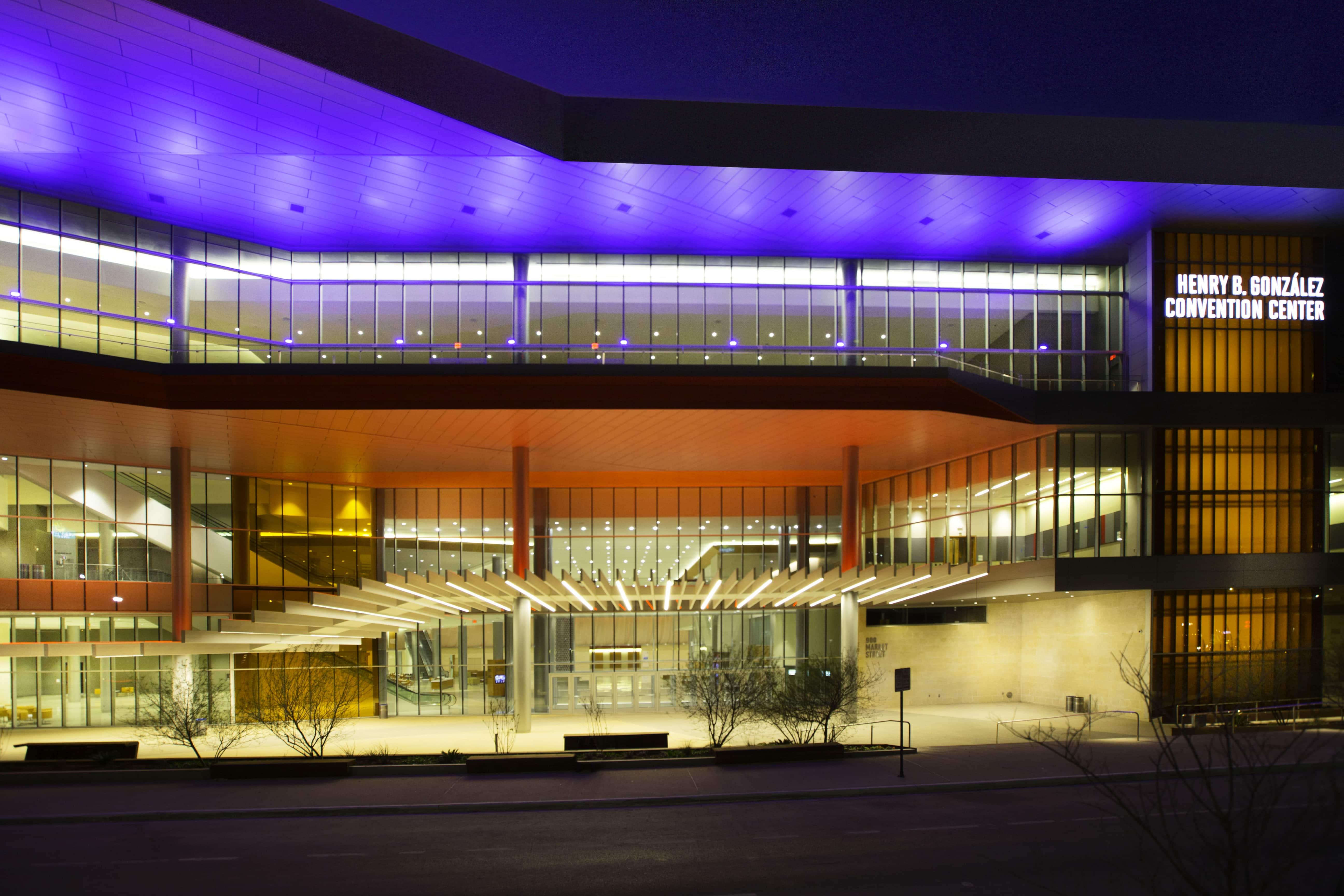 Henry B. González Convention Center - COLLABORATE 19 Location & Venue