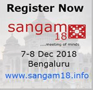 Oracle PeopleSoft team invites you to join us at AIOUG's (All India Oracle User Group) annual conference SANGAM on Dec 7th and 8th at Oterra, Bangalore