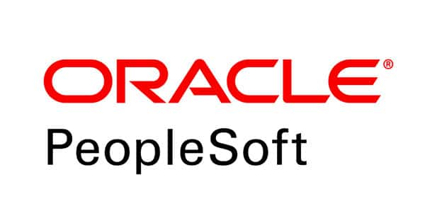 Oracle PeopleSoft Social Logo