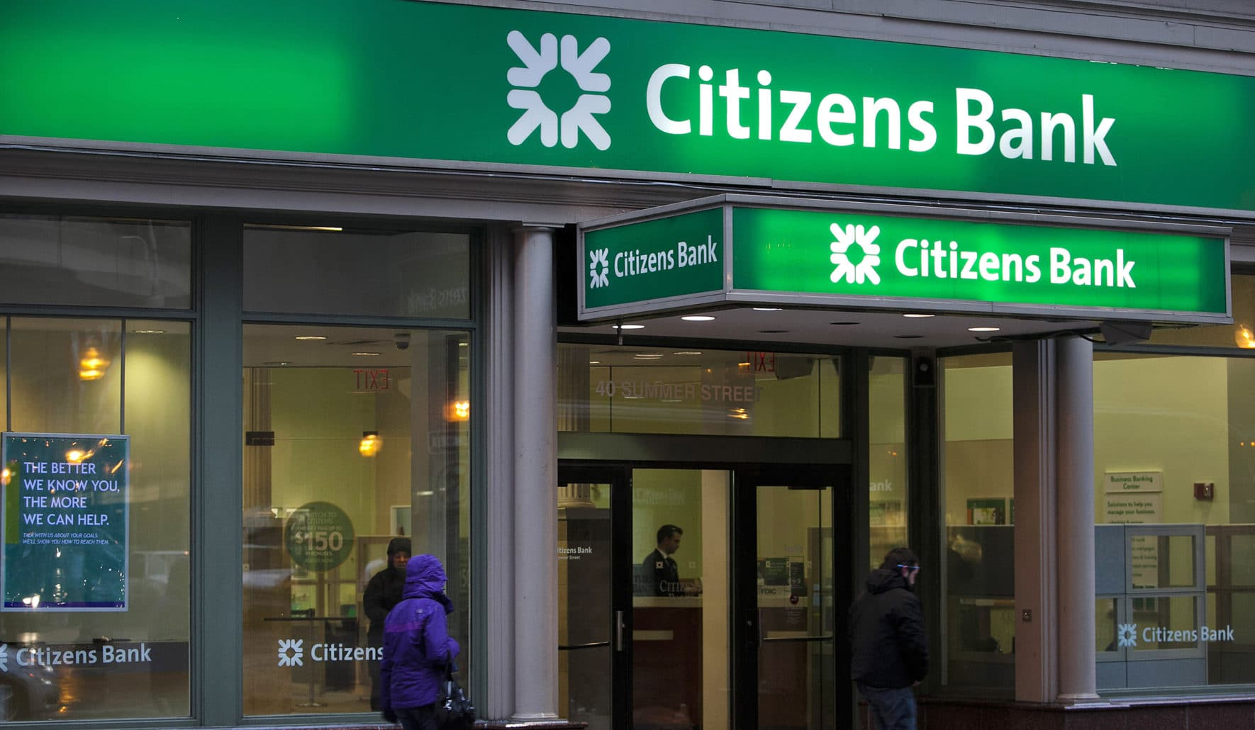 Citizens-Bank uses oracle hcm cloud