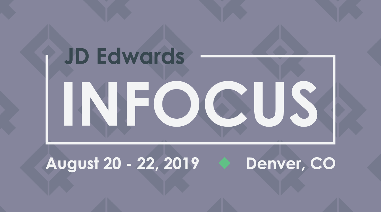 Last Day for INFOCUS 19 Early Bird Registration! - Quest