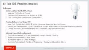64-bit-Process-Impact