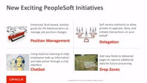 PeopleSoft-Initiatives