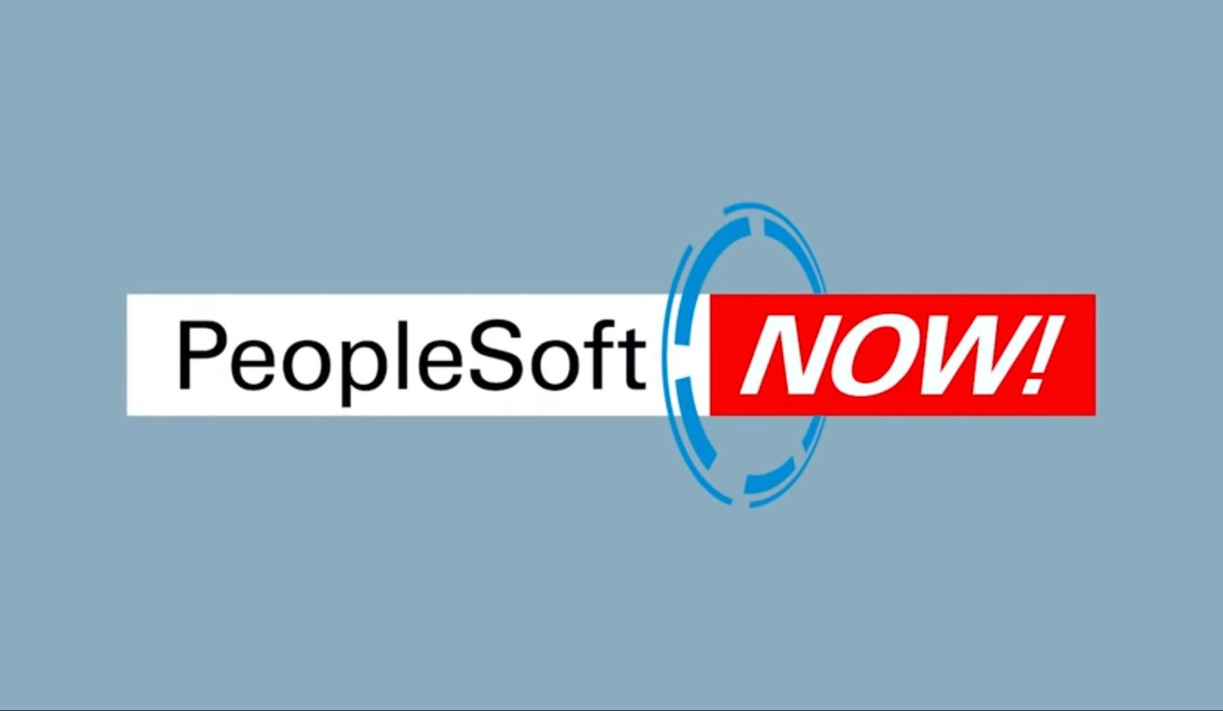 PeopleSoft-Now