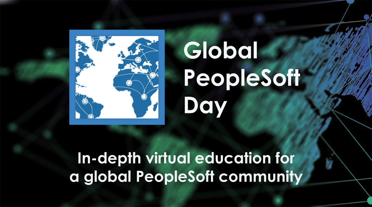 Global PeopleSoft Day-homepage