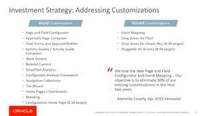 Addressing-Customizations