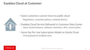 Exadata-Cloud-at-Customer