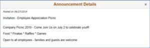 Announcement-Message-Details