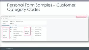Personal-Forms-Category-Codes