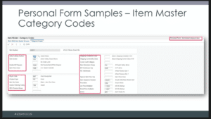 Personal-Forms-Master-Category-Codes