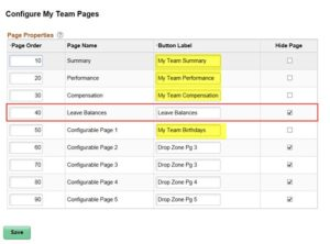 Configure-My-Team-Pages