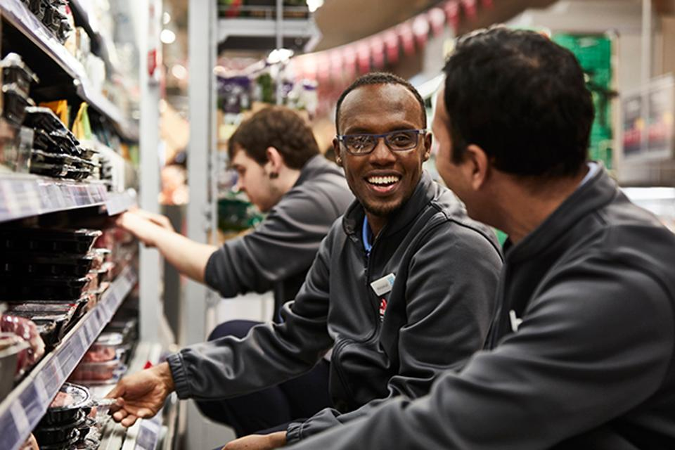 Recruiting and retaining top talent at a Grocery