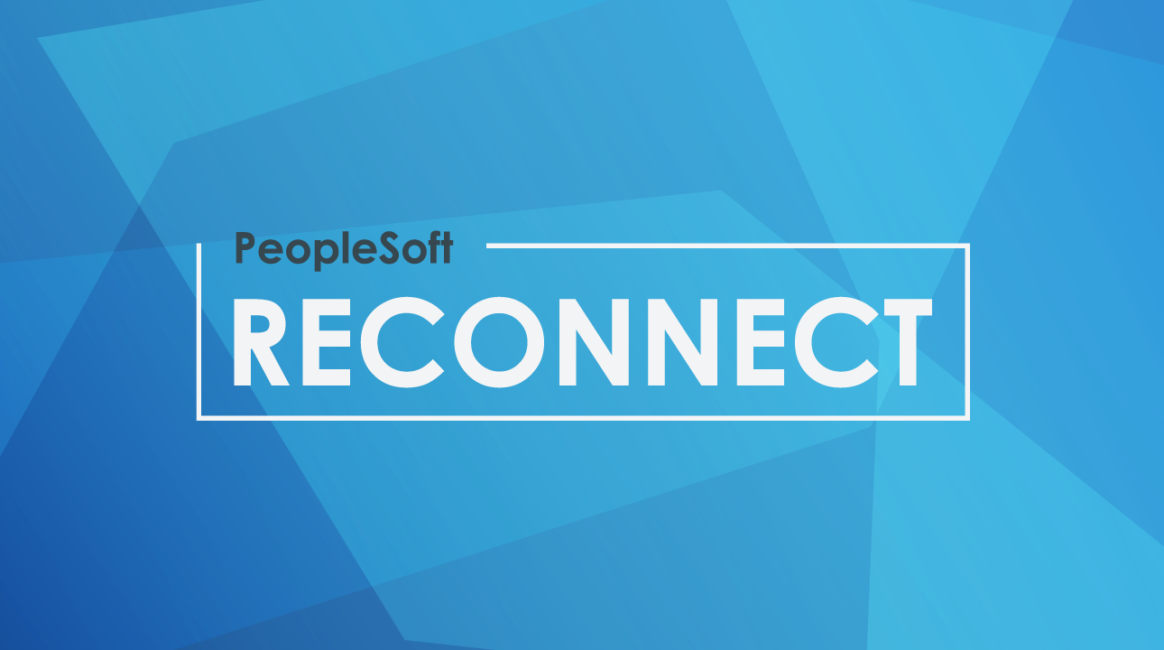 PeopleSoft RECONNECT