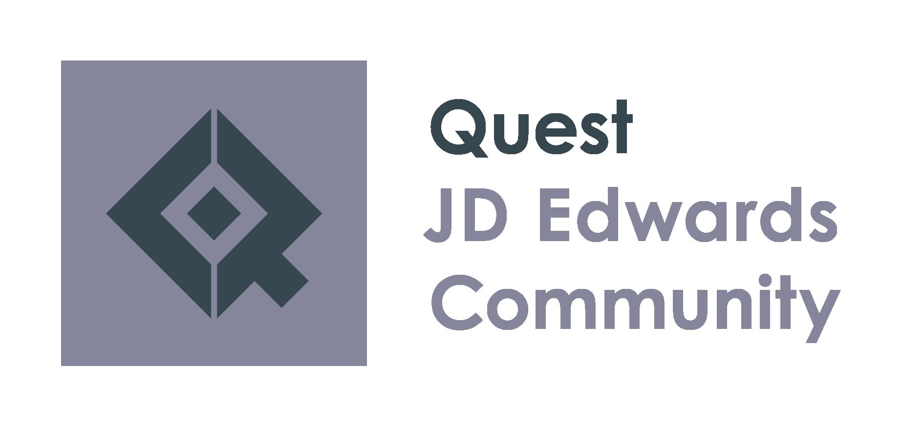 Quest JD Edwards Community