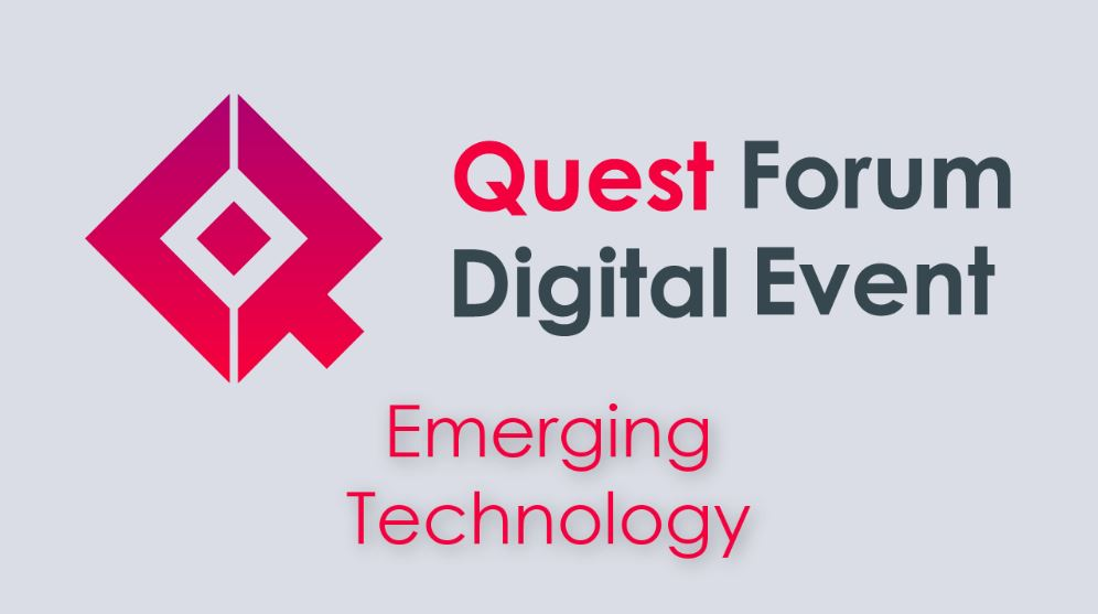 Quest Forum Digital Event: Emerging Tech