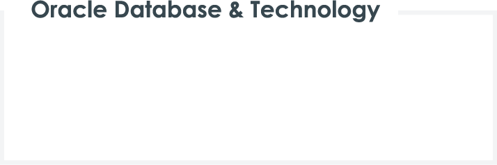 Database & Technology INSYNC
