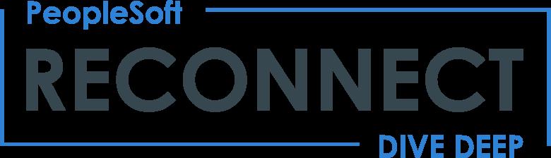 RECONNECT Dive Deep Logo