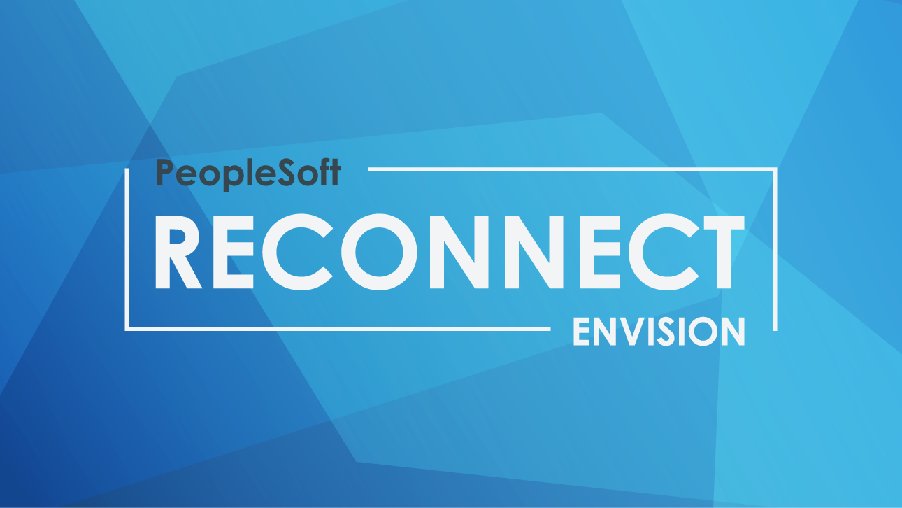 PeopleSoft RECONNECT Envision