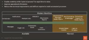 Next Gen Workflow