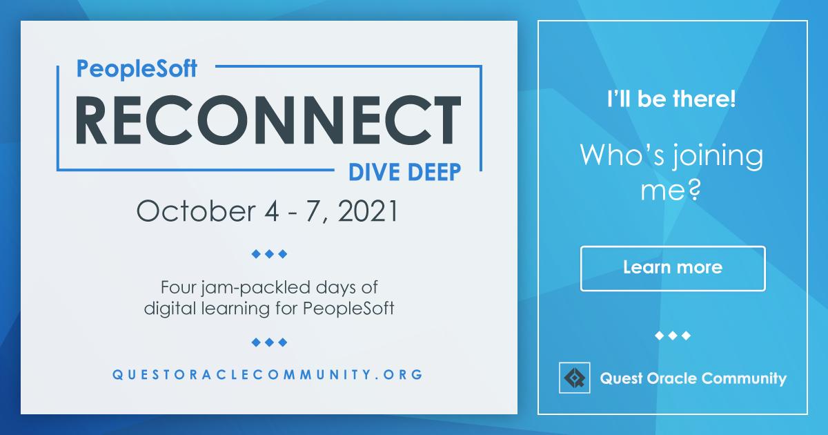 RECONNECT Dive Deep Social Image