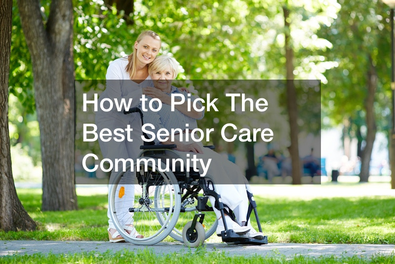 assisted living business