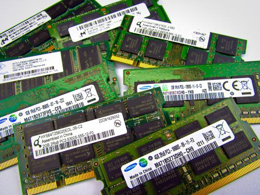 upgrade laptop memory