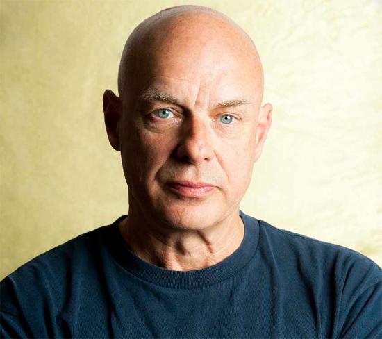 Brian Eno: New Album Details