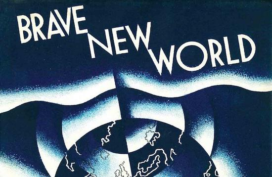 Image result for brave new world not thinking