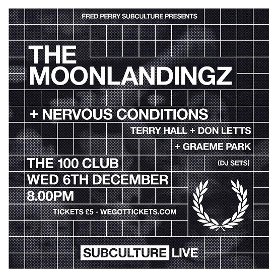 The Quietus | News | The Moonlandingz To Play Intimate 100 Club Show