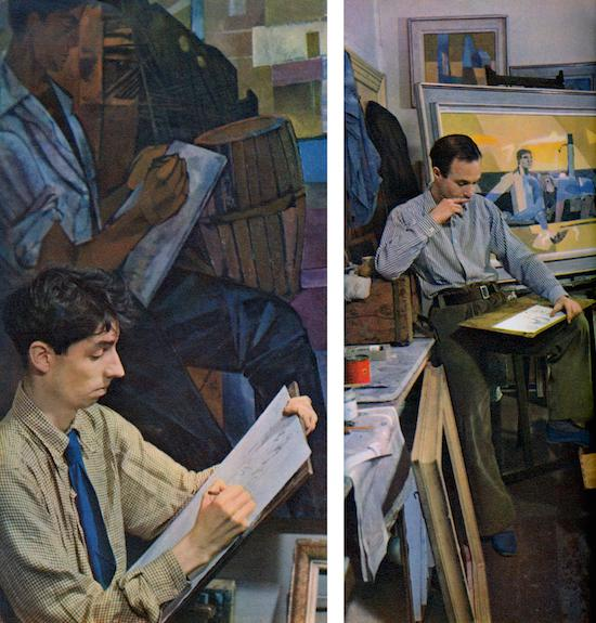 """""""Illustration Does Not Exist"""": John Minton In His Own Words Artes & contextos"""