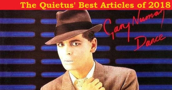 The Quietus | Features | The Moral Is: Gary Numan's Dance