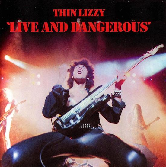 The Quietus | Features | Anniversary | Thin Lizzy: Live And