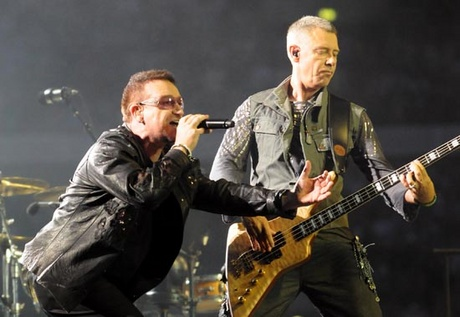The Quietus | Features | Three Songs No Flash | U2 Live