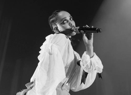 The Quietus Features Live Report Fka Twigs At Alexandra