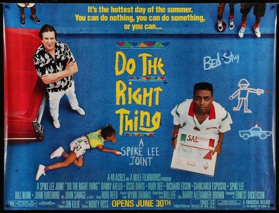 do the right thing review