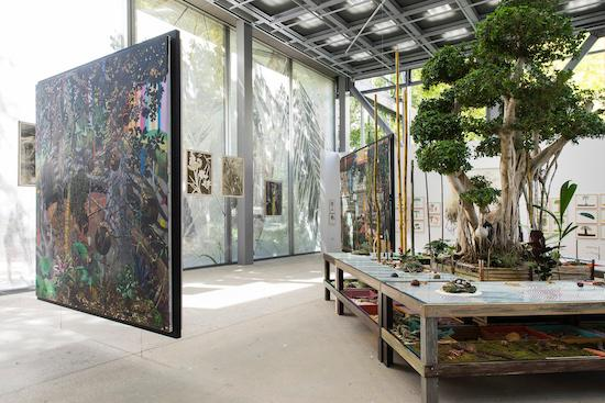 The Quietus Features Craft Work Tree Hugger Fondation Cartier Gets Arboreal
