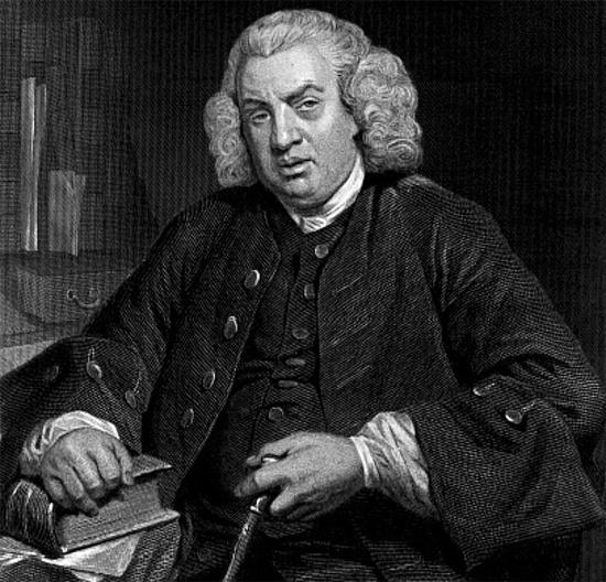 Samuel Johnson london