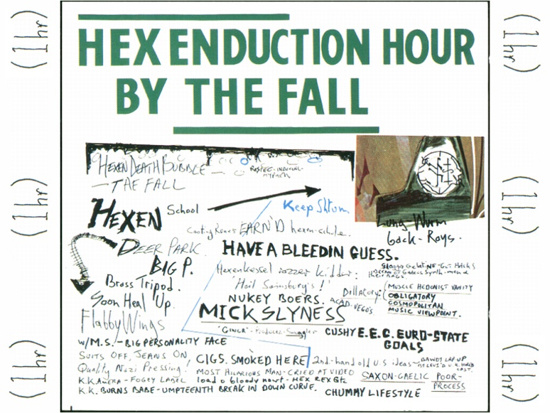 the fall hex