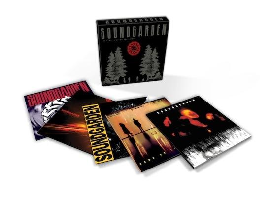 The Quietus News Soundgarden Announce Lp Reissues