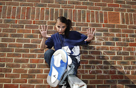 Midget biggest lady sovereign