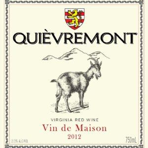 Vin de Maison