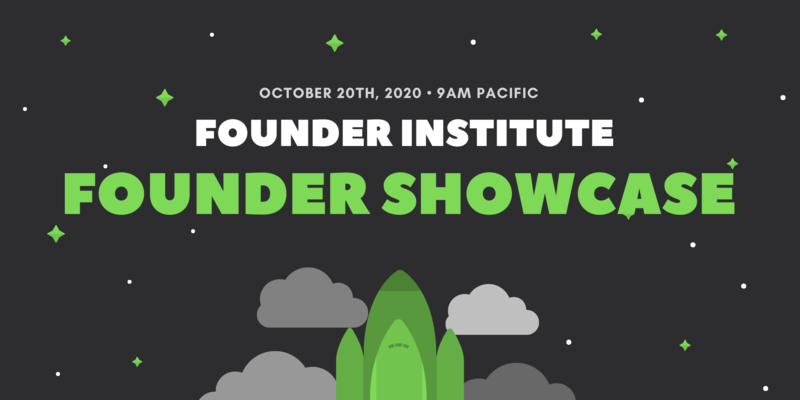 Global Founder Showcase: See Pitches from new FI Alumni