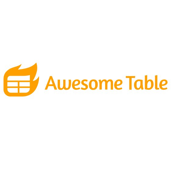 Awesome Tables