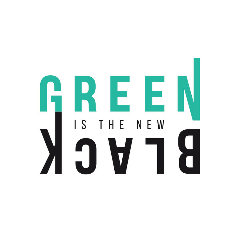 GREEN IS THE NEW BLACK - ORGANISER