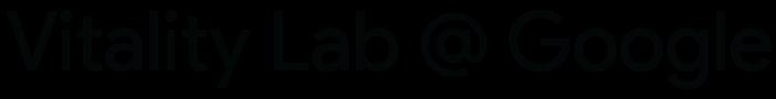 Google Vitality Lab