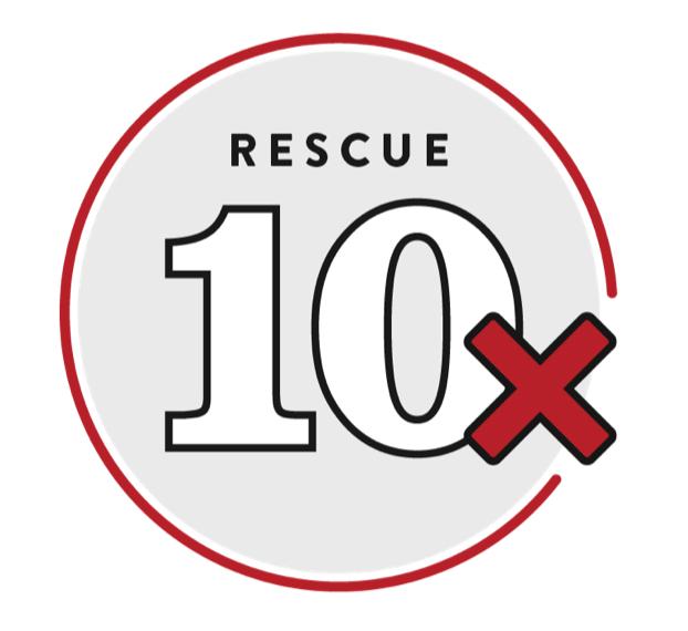 Rescue 10x
