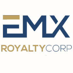EMX Royalty Corp